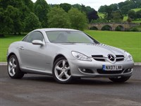 Used Mercedes SLK200 KOMPRESSOR