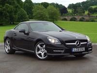 Used Mercedes SLK200 BlueEFFICIENCY SLK AMG Sport Edition 125