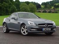 Used Mercedes SLK250 CDI BlueEfficiency 250 SE