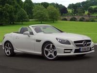 Used Mercedes SLK350 SLK Roadster BlueEFFICIENCY AMG Sport 2dr Tip Auto