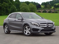 Used Mercedes GLA220 CDI 4Matic