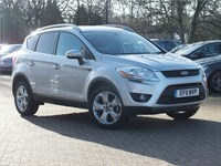 Used Ford Kuga Estate TDCi 140 Titanium 5dr 2WD
