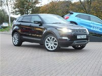 Used Land Rover Range Rover Evoque Hatchback SD4 Pure 5dr Auto (Tech Pack)
