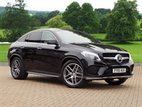 Used Mercedes GLE Coupe 350d 4Matic Designo Line 5dr 9G-Tronic