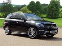 Used Mercedes ML350 M Class Station Wagon CDi BlueTEC AMG Line 5dr Auto (Premium)