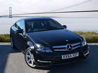 Used Mercedes C250 C Class CDI AMG Sport Edition 2dr Auto