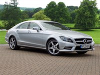 Used Mercedes CLS250 CDI BlueEFFICIENCY S250 CDI AMG Sport