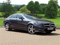 Used Mercedes CLS350 CDI BlueEFFICIENCY S350 CDI AMG Sport