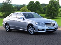 Used Mercedes E220 E Class CDI BlueEFFICIENCY Avantgarde 4dr