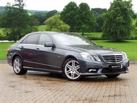 Used Mercedes E250 E Class CDI BlueEFFICIENCY Sport 4dr Tip Auto