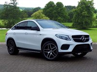 Used Mercedes GLE Coupe 350d 4Matic AMG Line Premium Plus 5dr 9G-Tron