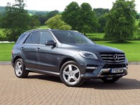 Used Mercedes ML250 M Class Station Wagon CDi BlueTEC Sport 5dr Auto