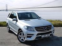 Used Mercedes ML250 M Class Station Wagon CDi BlueTEC AMG Sport 5dr Auto