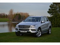 Used Mercedes ML350 M Class Station Wagon Special Editions CDi BlueTEC Edition 5dr Auto