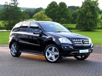 Used Mercedes ML350 M Class Station Wagon CDi BlueEFFICIENCY (231) Sport 5dr Tip Auto