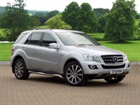 Used Mercedes ML350 M Class Station Wagon CDi BlueEFFICIENCY (231) SE 5dr Tip Auto