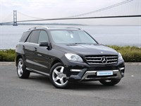 Used Mercedes ML350 M Class Station Wagon CDi BlueTEC Sport 5dr Auto