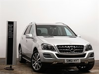 Used Mercedes ML350 M Class Station Wagon Special Edition CDI BlueEFFICIENCY Grand 5dr TipAuto