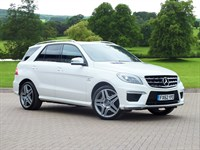 Used Mercedes ML63 AMG M Class AMG Station Wagon 5dr Auto