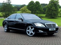 Used Mercedes S500 S500