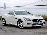 Used Mercedes 250 SLK Roadster CDI BlueEFFICIENCY AMG Sport 2dr Tip Auto