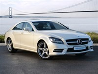 Used Mercedes 250 CLS Coupe CDI BlueEFFICIENCY AMG Sport 4dr Tip Auto