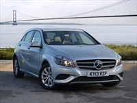 Used Mercedes A180 CDI A Class Hatchback BlueEFFICIENCY SE 5dr