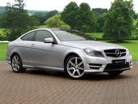 Used Mercedes C180 C Class Coupe AMG Sport Edition 2dr Auto (Premium Pl)