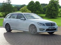Used Mercedes C180 C Class Estate BlueEFFICIENCY AMG Sport 5dr Auto