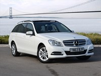Used Mercedes C180 C Class Estate BlueEFFICIENCY Executive SE 5dr Auto