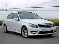 Used Mercedes C200 C Class Saloon CDI BlueEFFICIENCY AMG Sport 4dr Auto