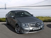 Used Mercedes C220 C Class Coupe CDI BlueEFFICIENCY AMG Sport 2dr Auto