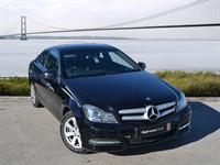 Used Mercedes C220 C Class CDI BlueEFFICIENCY Executive SE 2dr Auto