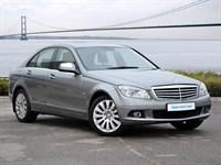 Used Mercedes C220 CDI Elegance