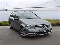 Used Mercedes C220 C Class Estate CDI BlueEFFICIENCY Executive SE 5dr Auto