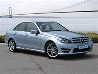 Used Mercedes C220 C Class Saloon CDI BlueEFFICIENCY AMG Sport 4dr Auto