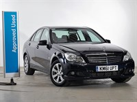 Used Mercedes C220 C Class Saloon CDI BlueEFFICIENCY SE 4dr