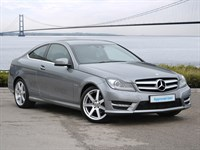 Used Mercedes C250 C Class Coupe CDI BlueEFFICIENCY AMG Sport 2dr Auto