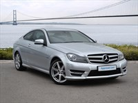 Used Mercedes C250 C Class Coupe CDI BlueEFF AMG Sport Edition 125 2dr Auto