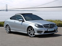 Used Mercedes C350 C Class Coupe BlueEFFICIENCY AMG Sport 2dr Auto (Comand)
