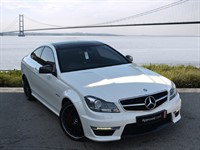 Used Mercedes C63 AMG C Class AMG Coupe 2dr Auto