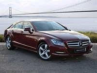 Used Mercedes CLS250 CDI BlueEFFICIENCY S250 CDI