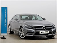 Used Mercedes CLS350 CDI BlueEfficiency S350 CDI Sport