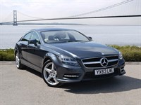 Used Mercedes CLS350 CLS Coupe CDI BlueEFFICIENCY AMG Sport 4dr Tip Auto