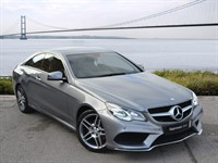 Used Mercedes E220 E Class Coupe CDI AMG Sport 2dr 7G-Tronic