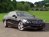 Used Mercedes E220 E Class CDI BlueEFFICIENCY SE 2dr Tip Auto
