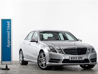 Used Mercedes E220 E Class Saloon CDI BlueEFFICIENCY Sport 4dr Tip Auto (7)