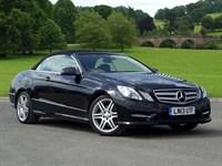 Used Mercedes E250 E Class Cabriolet CDI BlueEFFICIENCY Sport 2dr Tip Auto