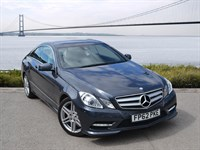 Used Mercedes E250 E Class Coupe CDI BlueEFFICIENCY Sport 2dr Tip Auto