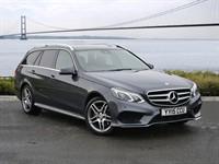 Used Mercedes E250 E Class Estate CDI AMG Line Premium 5dr 7G-Tronic